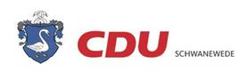 Logo CDU Gemeindeverband Schwanewede